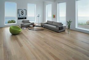 Wooden floor installation in Carlisle, Cumbria